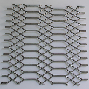 Hot Dip Galvanized Expanded Metal Mesh