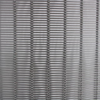 Stainless Steel Decorative Metal Woven Wire Mesh