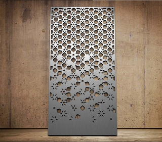 Garden Laser Cutting Decorative Panel