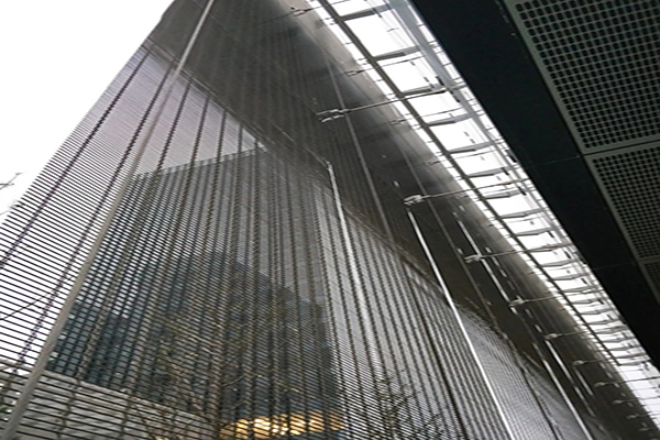 Stainless Steel 304 Facade Mesh