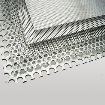 Perforated Aluminum Expanded Metal Screen for Decoration