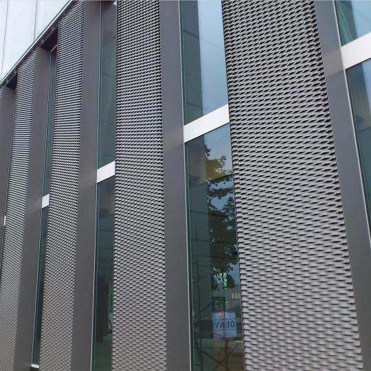 windows security-aluminum expanded mesh