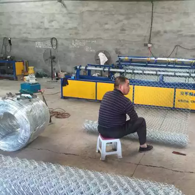 steel wire mesh machine