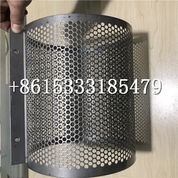 perforated metal tube perforated speaker grill08