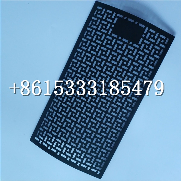 perforated metal tube perforated speaker grill10