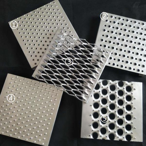 safety grating type
