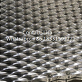 What's the production process of aluminum expanded mesh?